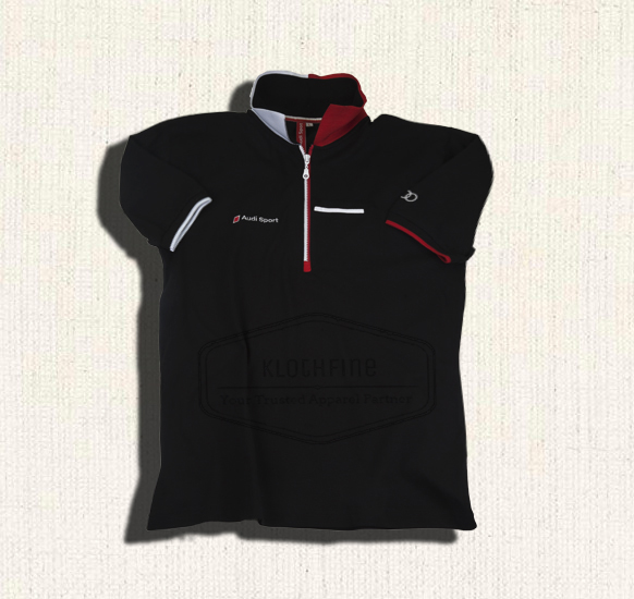 Polo Shirt With Designs