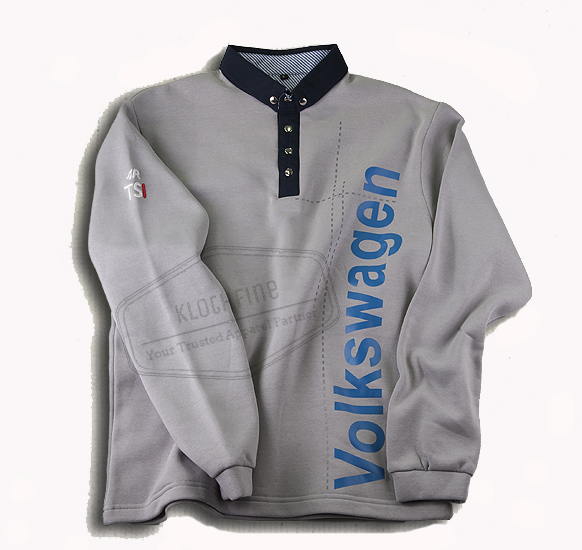 For Work Rugby Sweatshirt